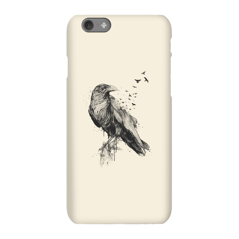 Balazs Solti Birds Flying Phone Case for iPhone and Android - iPhone 6S - Snap Hülle Glänzend von Balazs Solti