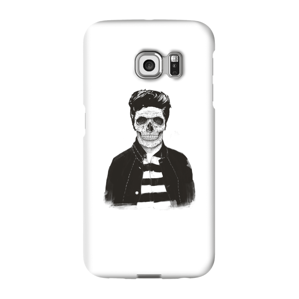 Balazs Solti Cool Skull Phone Case for iPhone and Android - Samsung S6 Edge Plus - Snap Hülle Glänzend von Balazs Solti