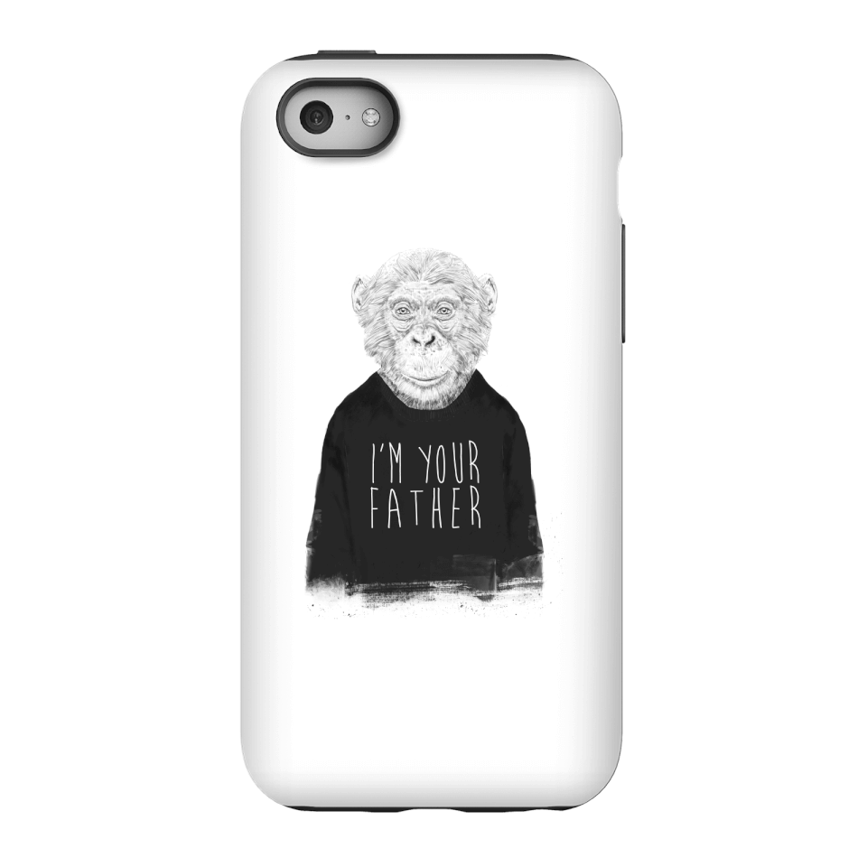 Balazs Solti I'm Your Father Phone Case for iPhone and Android - iPhone 5C - Tough Hülle Matt von Balazs Solti
