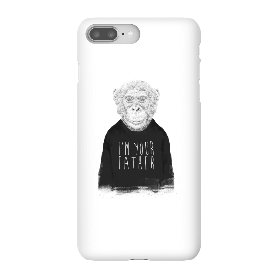 Balazs Solti I'm Your Father Phone Case for iPhone and Android - iPhone 8 Plus - Snap Hülle Glänzend von Balazs Solti