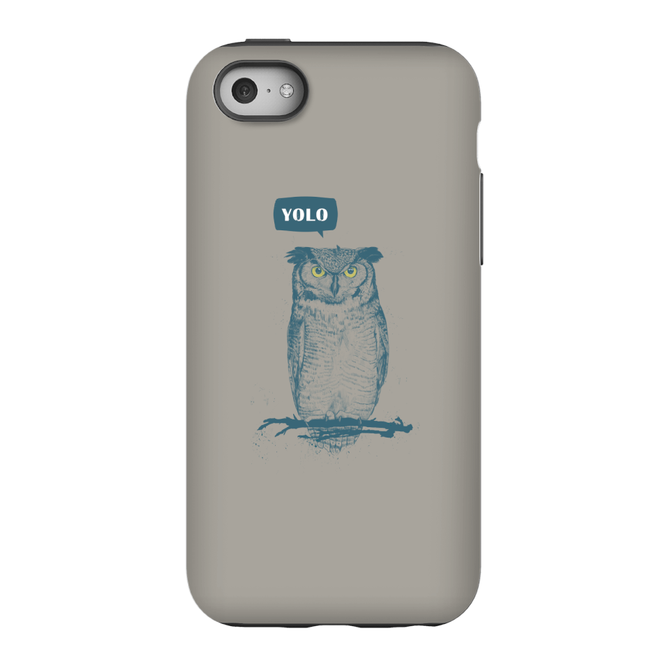 Balazs Solti YOLO Phone Case for iPhone and Android - iPhone 5C - Tough Hülle Glänzend von Balazs Solti