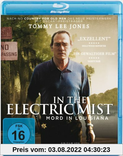 In the Electric Mist - Mord in Louisiana [Blu-ray] von Bertrand Tavernier