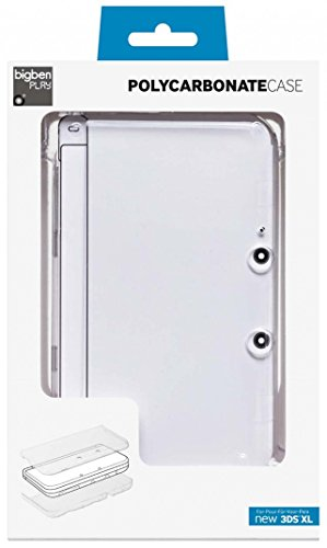 Nintendo New 3DS XL - Polycarbonat Case, Crystal von BigBen