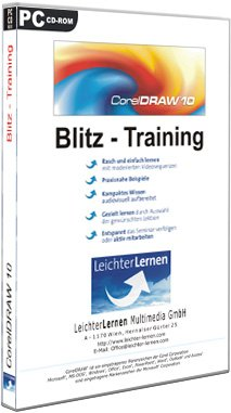CorelDRAW Blitz-Training LeichterLernen Multimedia Seminar von Blitz-Training