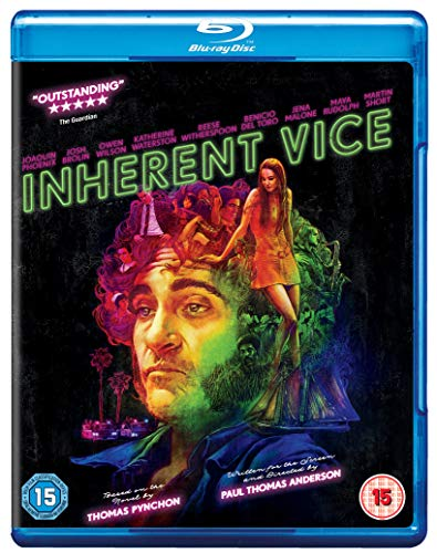 Inherent Vice [Blu-ray] [Import anglais] von Import-L