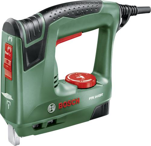 Bosch Home and Garden PTK 14 EDT 0603265500 Elektrotacker Klammerntyp Typ 53 Klammernlänge 6 - 14mm von Bosch Home and Garden