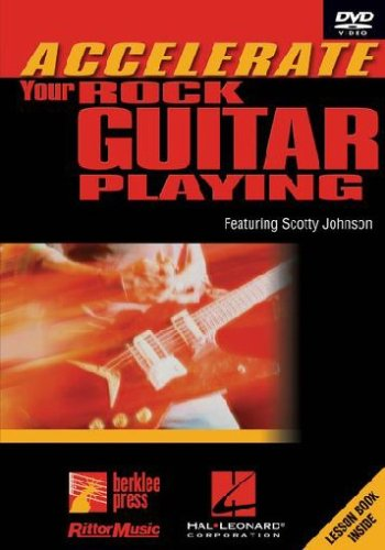 Accelerate Your Rock Guitar Playing von Bosworth Music GmbH