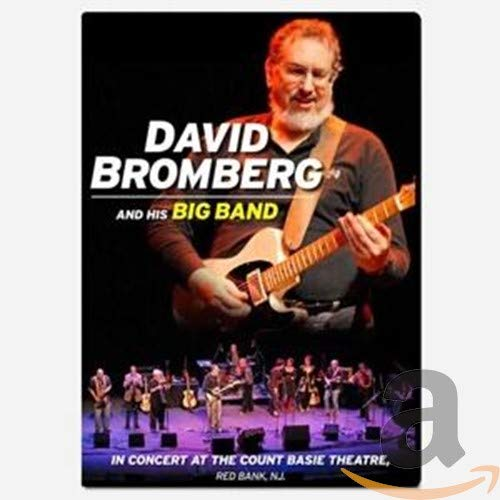 David Bromberg and his Big Band - In Concert at the Count Basie Theatre, Red Bank, NJ. von Bosworth Music GmbH