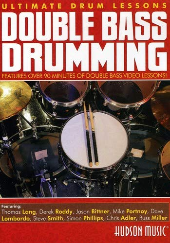 Double Bass Drumming - Ultimate Drum Lessons von Bosworth Music GmbH