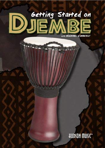 Michael Wimberly - Getting Started On Djembe von Bosworth Music GmbH