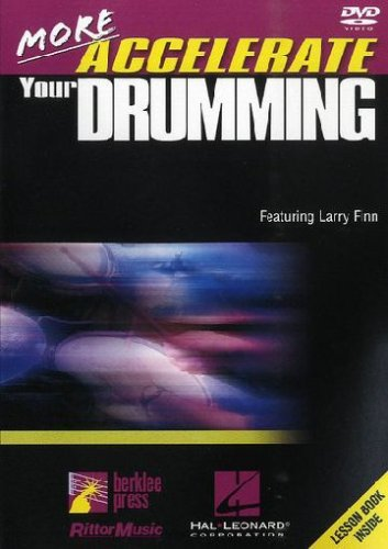 More Accelerate Your Drumming von Bosworth Music GmbH