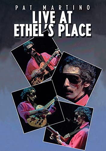 Pat Martino - Live At Ethel's Place von Bosworth Music GmbH