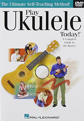 Play Ukulele Today - The Ultimate Self-Teaching Method! von Bosworth Music GmbH