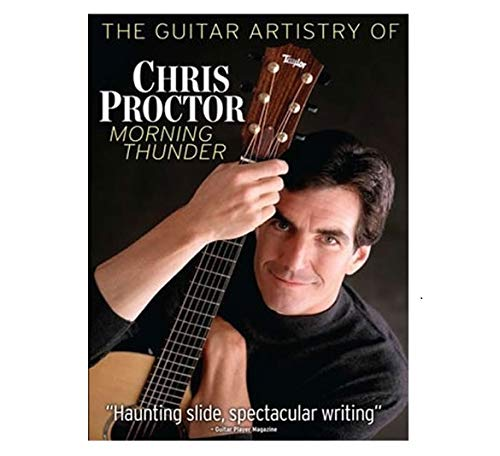 The Guitar Artistry of Chris Proctor - Morning Thunder von Bosworth Music GmbH
