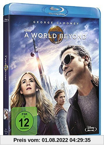 A World Beyond [Blu-ray] von Brad Bird