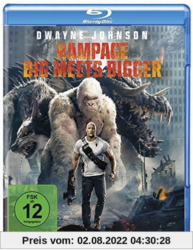 Rampage: Big Meets Bigger [Blu-ray] von Brad Peyton