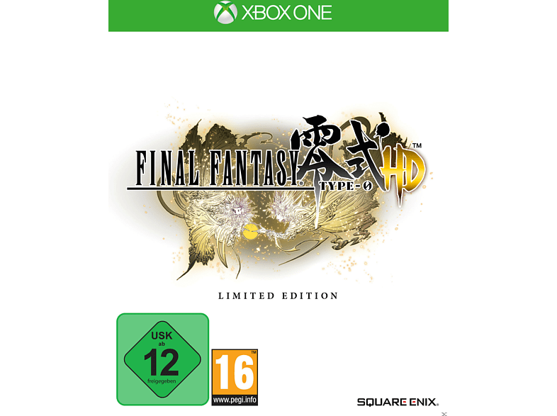 Final Fantasy Type-0 HD Limited Edition [Xbox One] von Square Enix