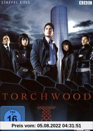 Torchwood - Staffel Eins [4 DVDs] von Brian Kelly