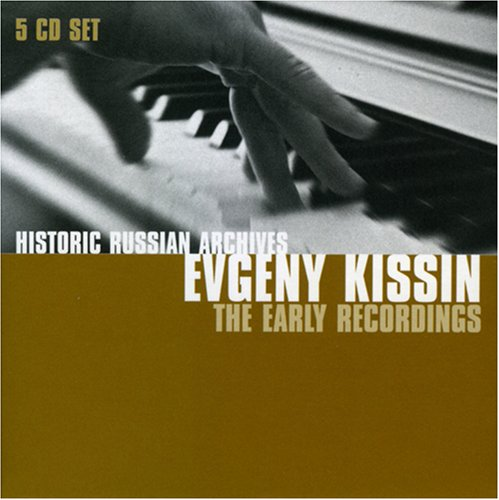 Kissin Collection 2-Russian Archives von Brilliant Classics