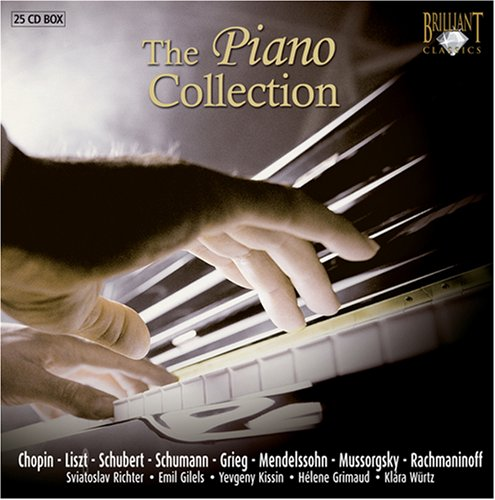 Piano Collection,the von Brilliant Classics