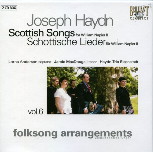 Scottish Songs Vol.6 von Brilliant Classics