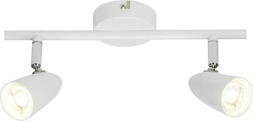 Brilliant Nano G50713/05 LED-Deckenstrahler 8W EEK: LED (A++ - E) Warm-Weiß Weiß, Chrom von Brilliant