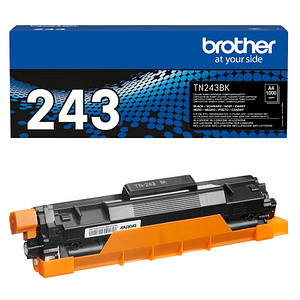 brother TN-243BK schwarz Toner von Brother