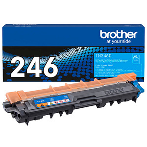 brother TN-246C cyan Toner von Brother