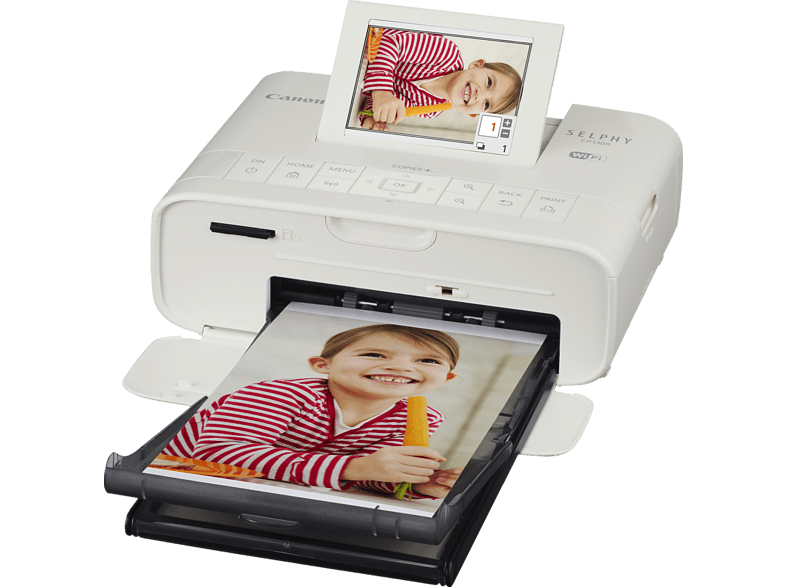 CANON SELPHY CP 1300 Fotodrucker Thermosublimationsdruck von CANON