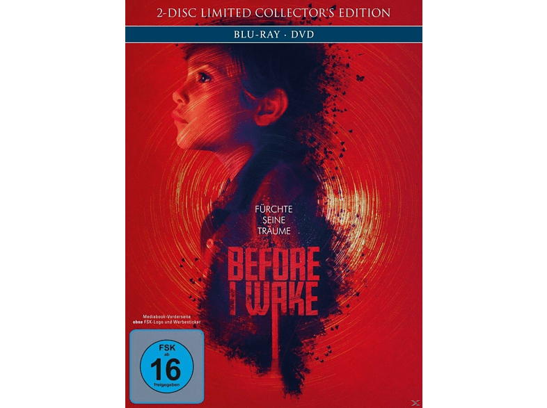 Before I Awake (Limited Collectors Edition) [Blu-ray] von CAPELIGHT