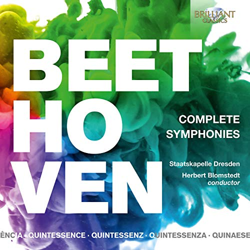 Beethoven:Complete Symphonies (Quintessence) von CD