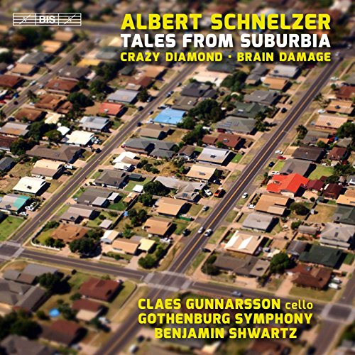 Tales from Suburbia von CD