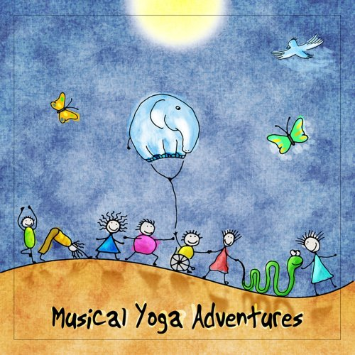 Musical Yoga Adventures von CDBABY/CDBABY