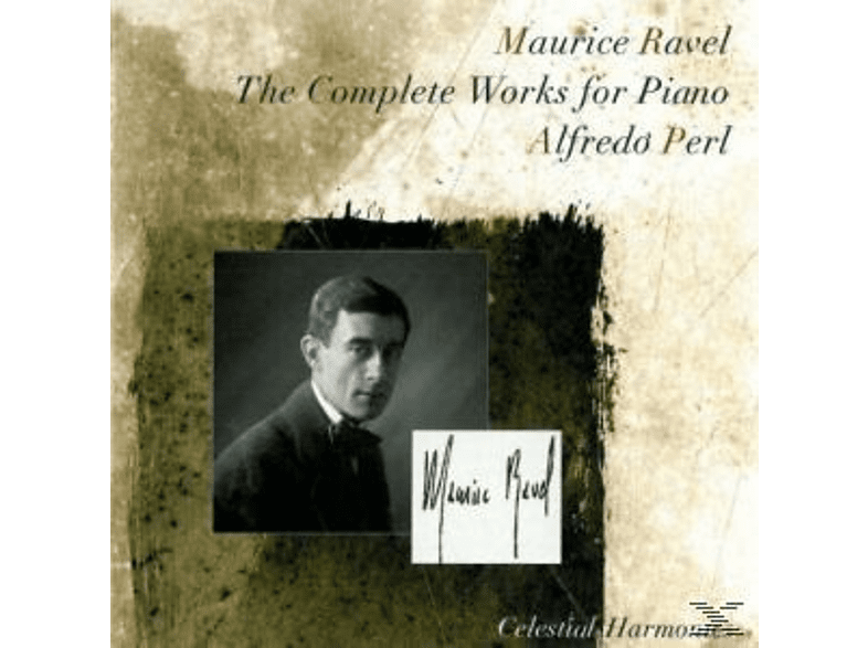 The Complete Works For Piano Perl auf CD online von CELESTIAL