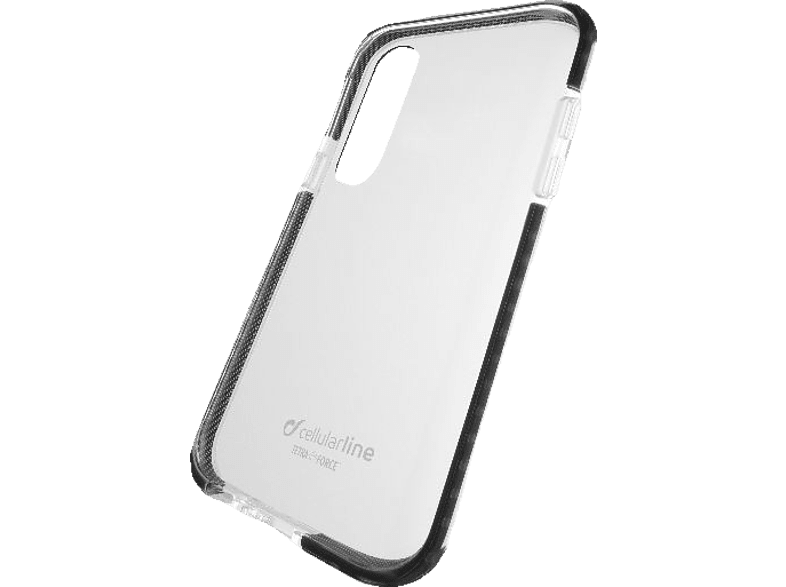 CELLULAR LINE TETRA FORCE , Backcover, Samsung, Galaxy A50, Thermoplastisches Polyurethan + Versaflex™ + Polycarbonat , Transparent von CELLULAR LINE