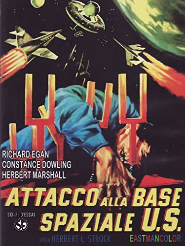 Attacco alla base spaziale U.S. [IT Import] von CG ENTERTAINMENT SRL