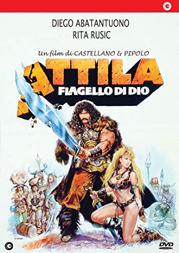 Attila Flagello di Dio [IT Import] von CG ENTERTAINMENT SRL