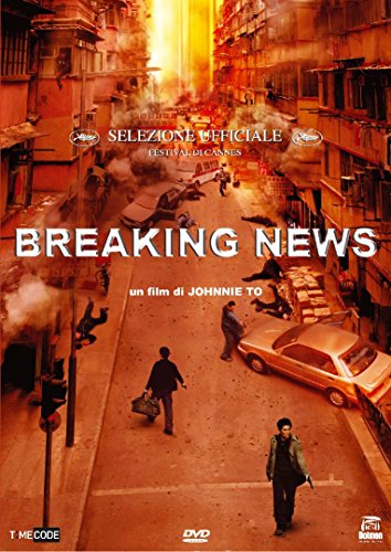 Breaking news [IT Import] von CG ENTERTAINMENT SRL