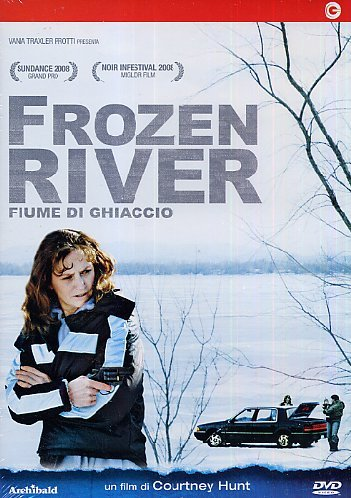 Frozen river - Fiume di ghiaccio [IT Import] von CG ENTERTAINMENT SRL