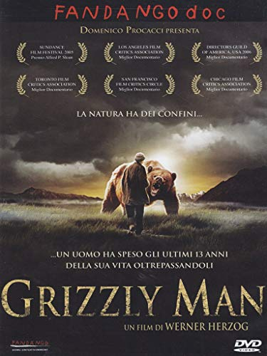 Gryzzly Man [IT Import] von CG ENTERTAINMENT SRL