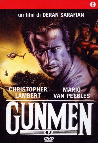 Gunmen [IT Import] von CG ENTERTAINMENT SRL