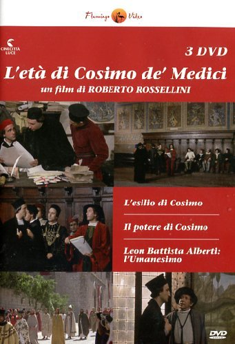 L'età di Cosimo de' Medici [3 DVDs] [IT Import] von CG ENTERTAINMENT SRL