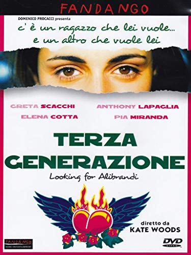 Terza generazione [IT Import] von CG ENTERTAINMENT SRL