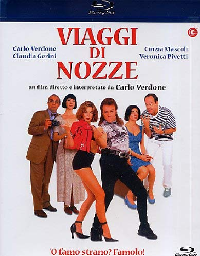 Viaggi di nozze [Blu-ray] [IT Import] von CG ENTERTAINMENT SRL