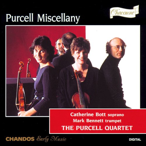 Purcell Miscellany von CHANDOS GROUP