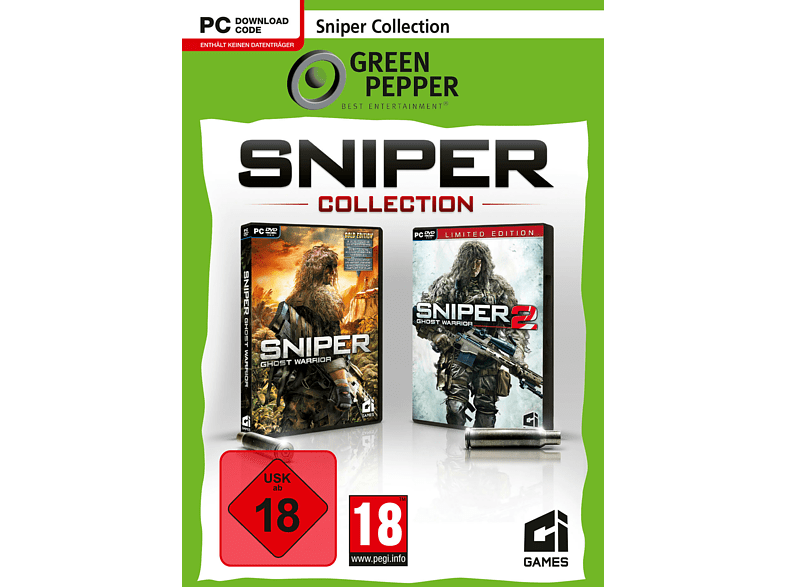 Sniper Collection - [PC] von CI GAMES S.A.