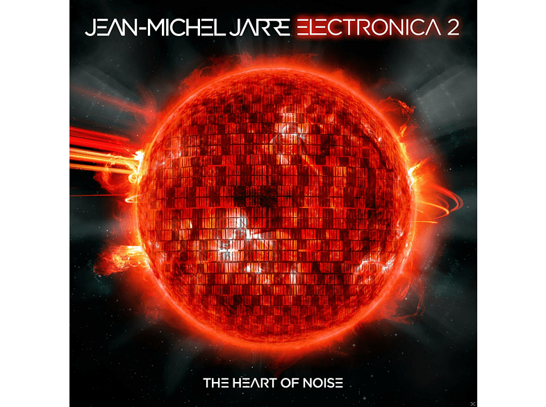 Jean-Michel Jarre - Electronica 2: The Heart of Noise (CD) von COLUMBIA D