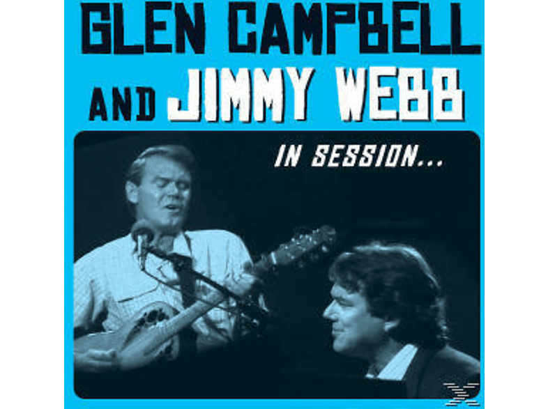 Glen Campbell, Jimmy Webb - In Session [CD + DVD Video] von CONCORD