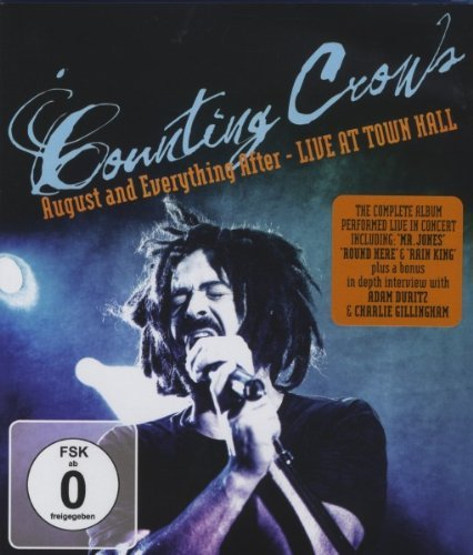 Counting Crows - August and Everything After/Live at Town Hall [Blu-ray] von COUNTING CROWS