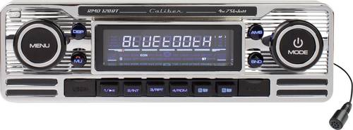 Caliber Audio Technology RMD-120BT Autoradio Retro Design, Bluetooth®-Freisprecheinrichtung von Caliber Audio Technology